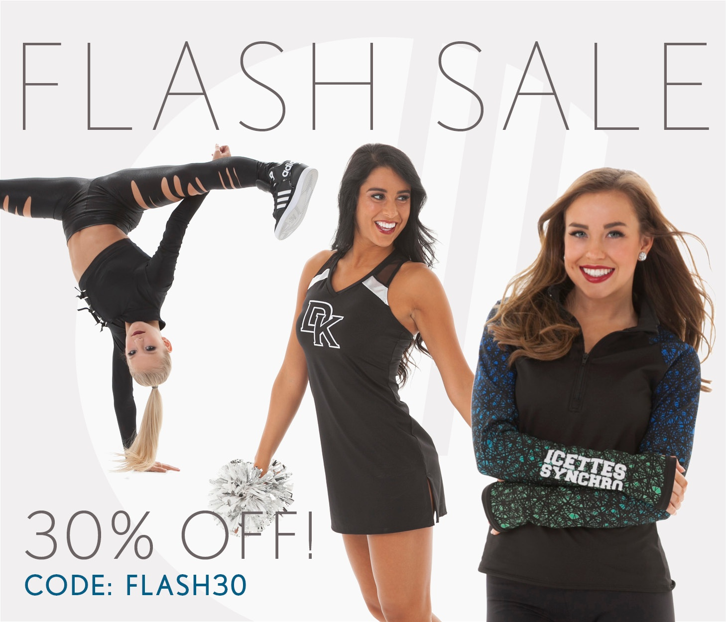 Flash Sale - 30% off with code FLASH30